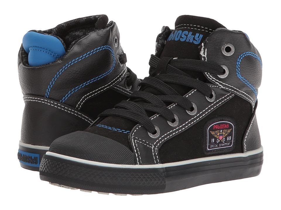 Pablosky Kids 9453 (Toddler/Little Kid/Big Kid) (Black) Boy's Shoes