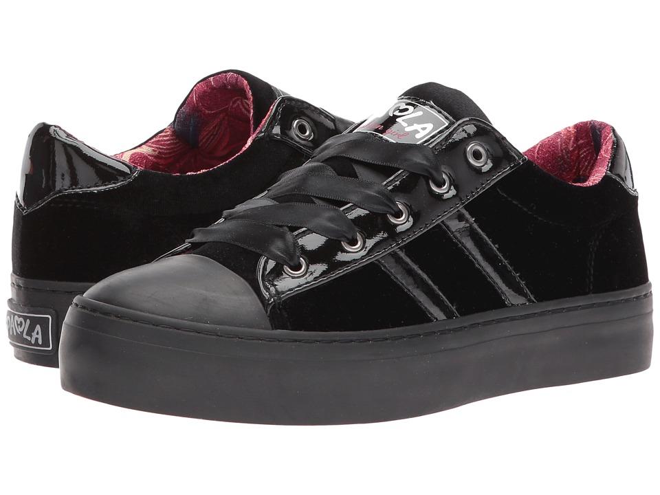 Pablosky Kids 9459 (Little Kid/Big Kid) (Black) Girl's Shoes