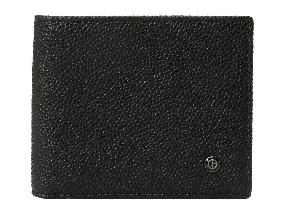 Giorgio Armani - Caviar Leather Wallet