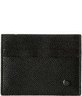 Giorgio Armani - Caviar Leather Card Holder