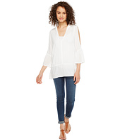 XCVI - Nerine Top in Rayon Voile