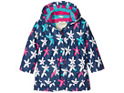Graphic Flowers Raincoat (Toddler/Little Kids/Big Kids)