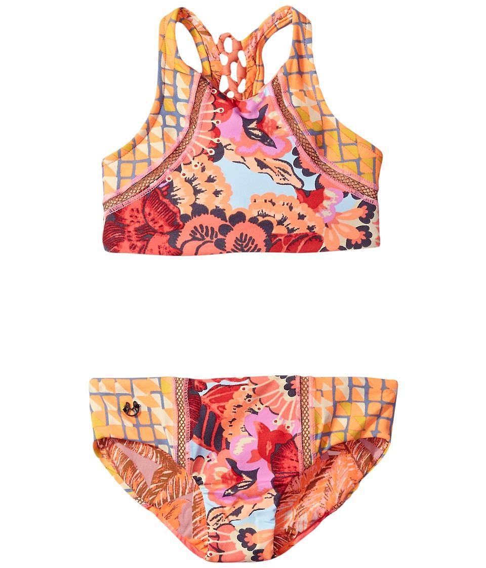 Maaji Kids Sham Rock Bikini (Toddler/Little Kids/Big Kids) (Red) Girl