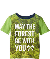 Hatley Kids - May the Forest Be with You Short Sleeve Tee (Toddler/Little Kids/Big Kids)