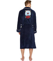 Tommy Bahama - Sips Ahoy Embroidered Plush Robe