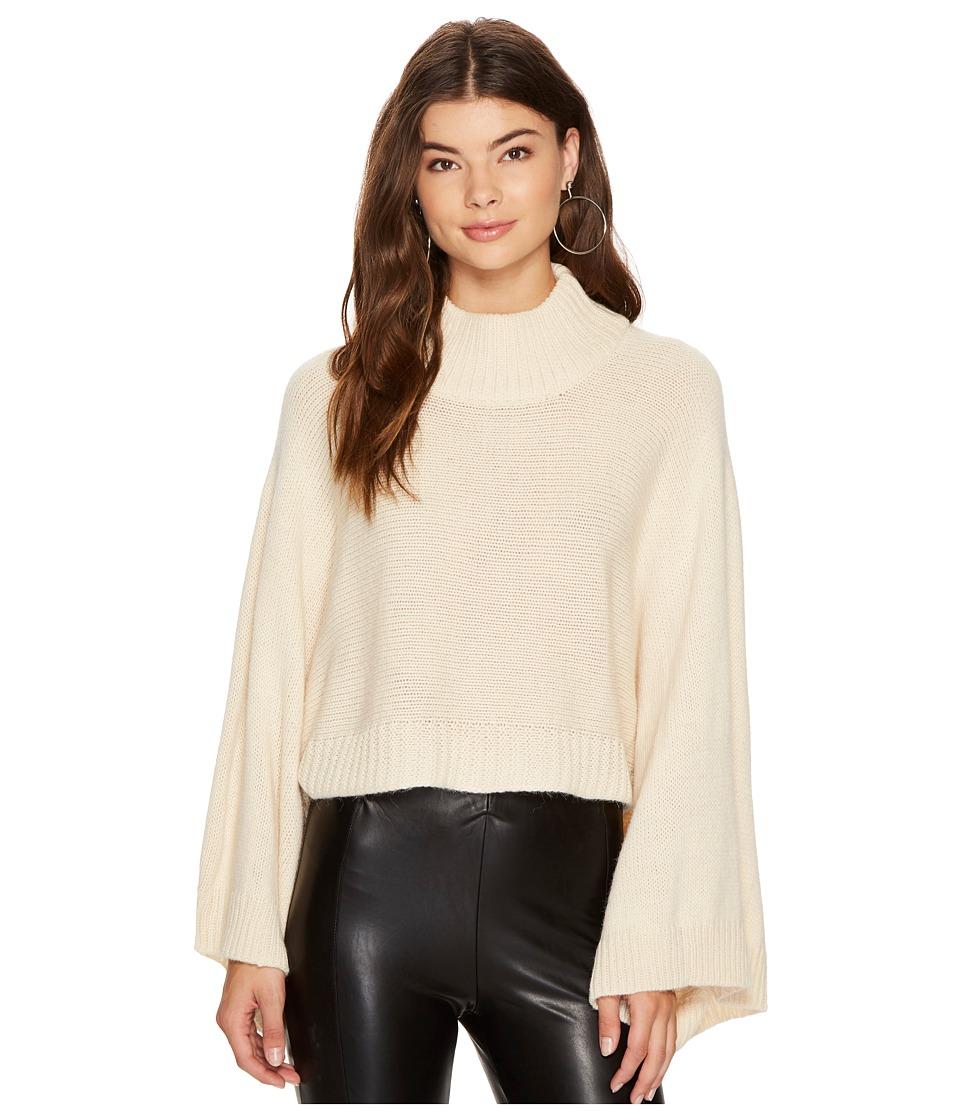 Bishop + Young - Olivia Crop Sweater