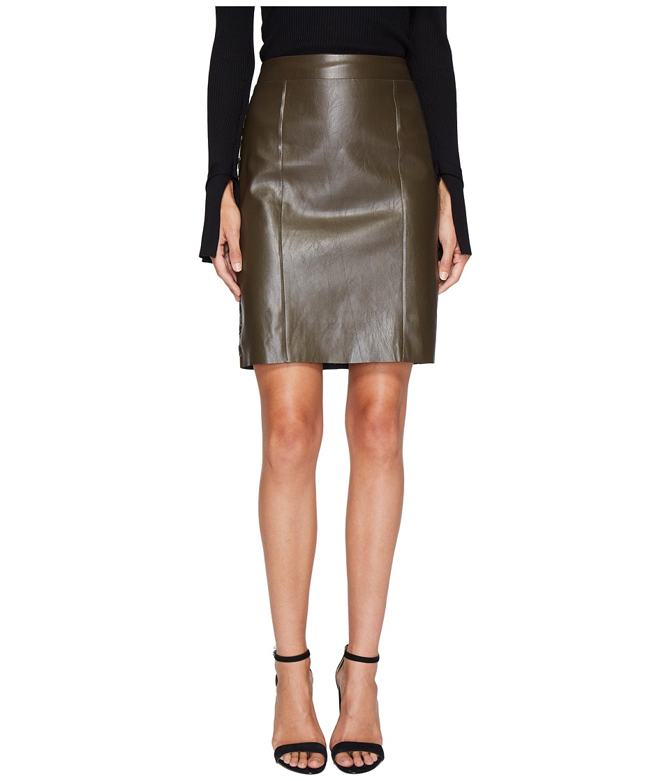 Bishop + Young - Side Stitch Pencil Skirt