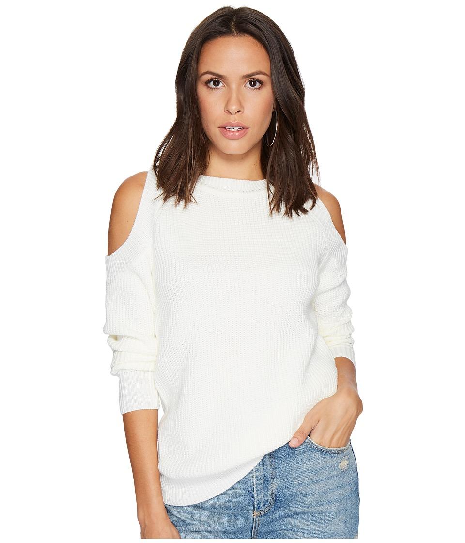 Bishop + Young - Cold Shoulder Sweater