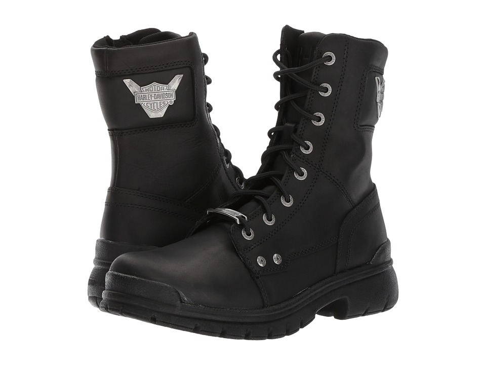 Harley-Davidson - Duntley (Black) Mens Lace-up Boots