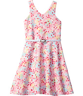 Us Angels - Sleeveless Cut Away Fit and Flare Dress (Big Kids)