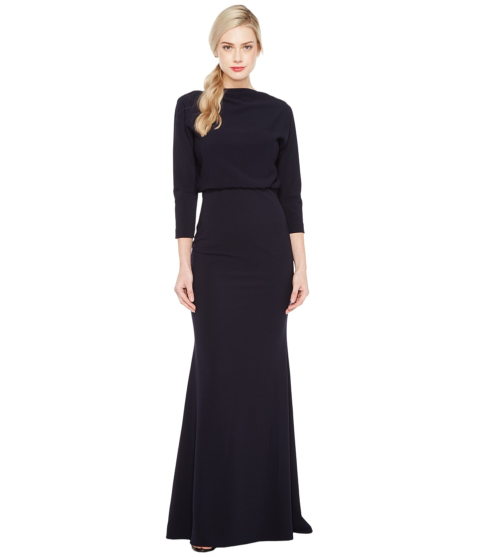 Badgley Mischka - It Dress Blouson Gown