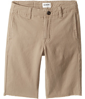 Hudson Kids - Beach Daze Shorts in Victorious Khaki (Toddler/Little Kids)