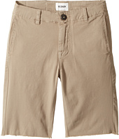 Hudson Kids - Beach Daze Shorts in Victorious Khaki (Big Kids)