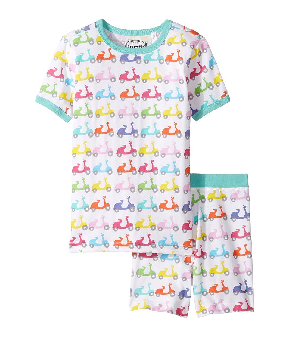 Trimfit - Organic Cotton Short Sleeve Dreamwear Pajama Set