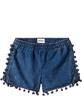 Hudson Kids - Pom Pom Shorts in Rinse (Toddler/Little Kids)