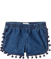 Hudson Kids - Pom Pom Shorts in Rinse (Infant)