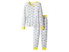 Trimfit - Organic Cotton Dreamwear Pajama Set (Little Kids/Big Kids)