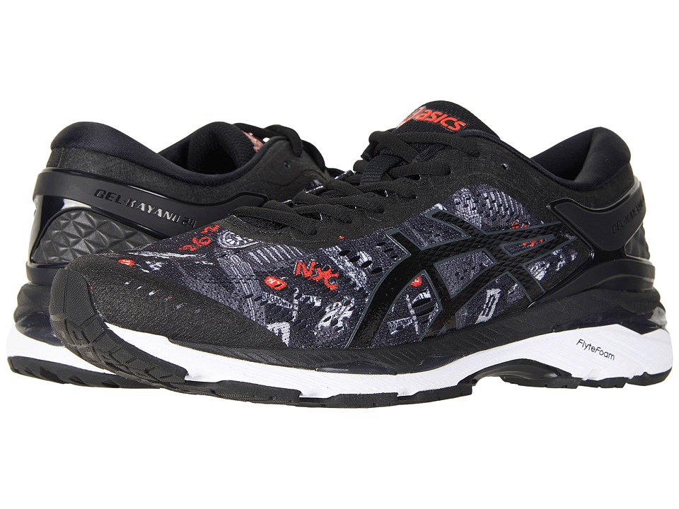 ASICS - GEL-Kayano(r) 24 NYC (Twenty/Six/Two) Mens Running Shoes