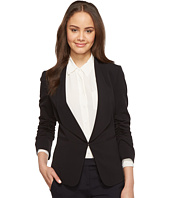 Tahari by ASL - Bistretch Ruched Sleeve Jacket