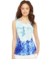 Tahari by ASL - Sleeveless Printed Knit