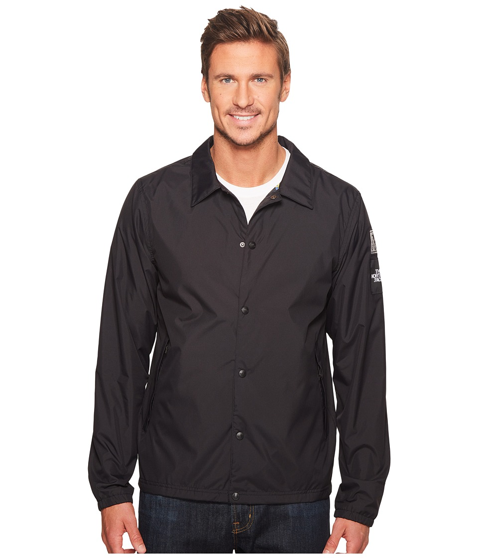 The North Face - International Collection Coaches Jacket (TNF Black) Mens Coat