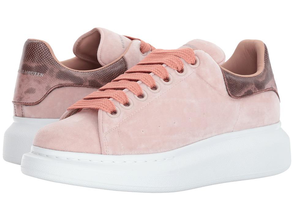 Alexander McQueen Sneaker Tessu S.Gomma (Multi) Women