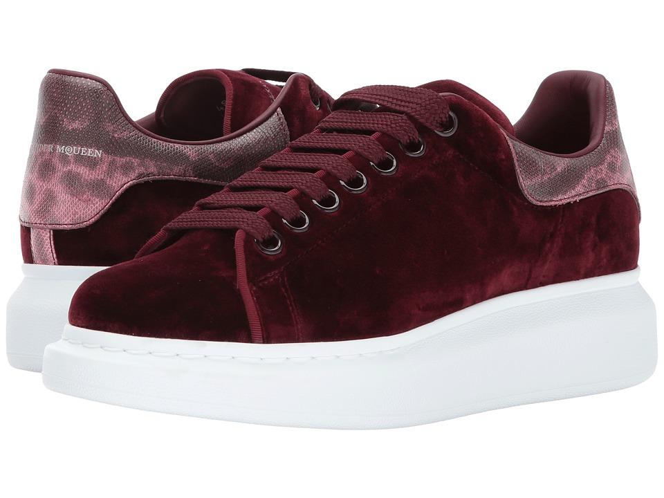 Alexander McQueen Sneaker Tessu S.Gomma (Multi 2) Women
