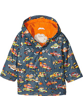 Hatley Kids - Demolition Derby Raincoat (Toddler/Little Kids/Big Kids)