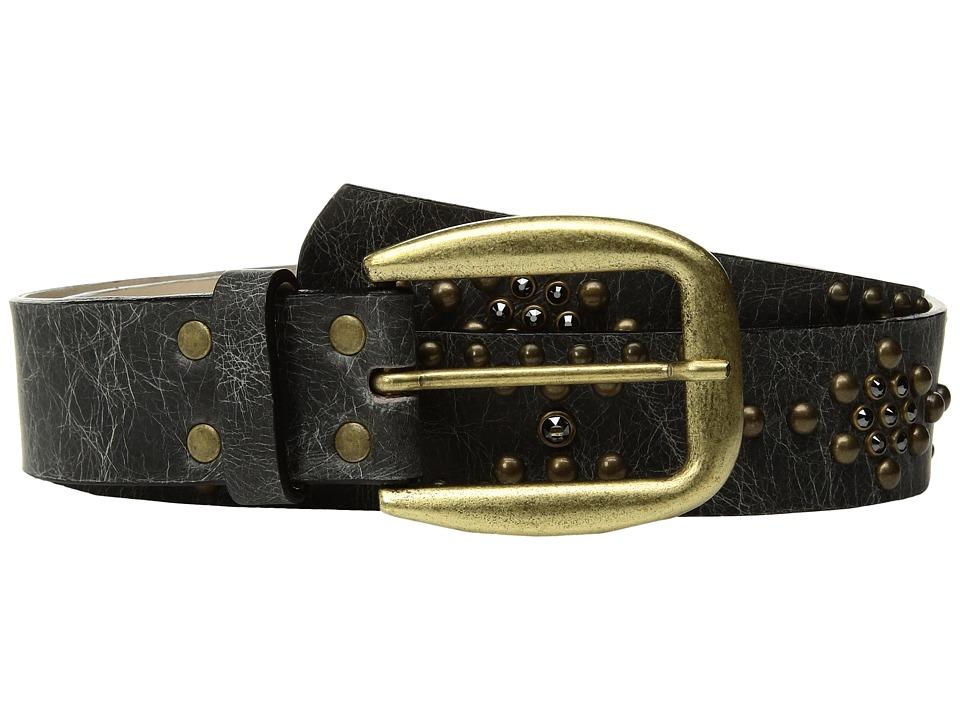 Leatherock - 9756 (Aviator Black) Womens Belts