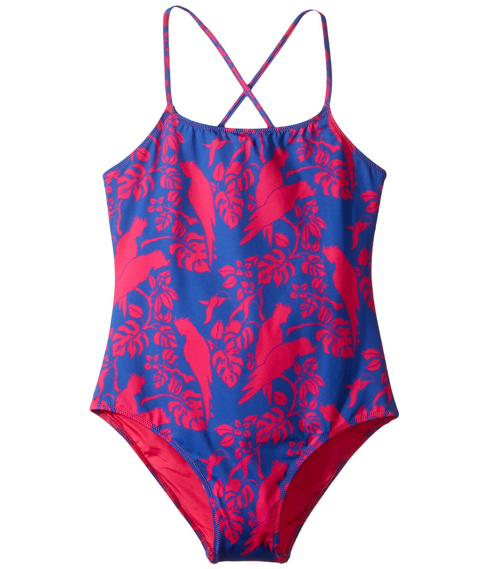 Vilebrequin Kids - Cockatoo Print Swimsuit