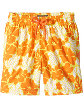 Vilebrequin Kids - Hawaiian Turtles Swim Trunk (Toddler/Little Kids/Big Kids)