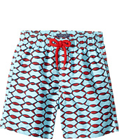 Vilebrequin Kids - Fishnet Swim Trunk (Toddler/Little Kids/Big Kids)