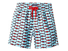 Vilebrequin Kids Fishnet Swim Trunk (Toddler/Little Kids/Big Kids)