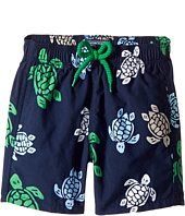 Vilebrequin Kids - Multicolor Turtle Swim Trunk (Toddler/Little Kids/Big Kids)
