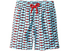Vilebrequin Kids Fishnet Swim Trunk (Big Kids)