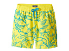 Vilebrequin Kids Flocked Shellfish Swim Trunk (Big Kids)