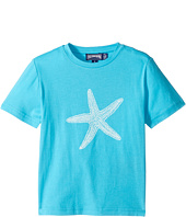 Vilebrequin Kids - Glow in the Dark Starfish Tee (Toddler/Little Kids/Big Kids)