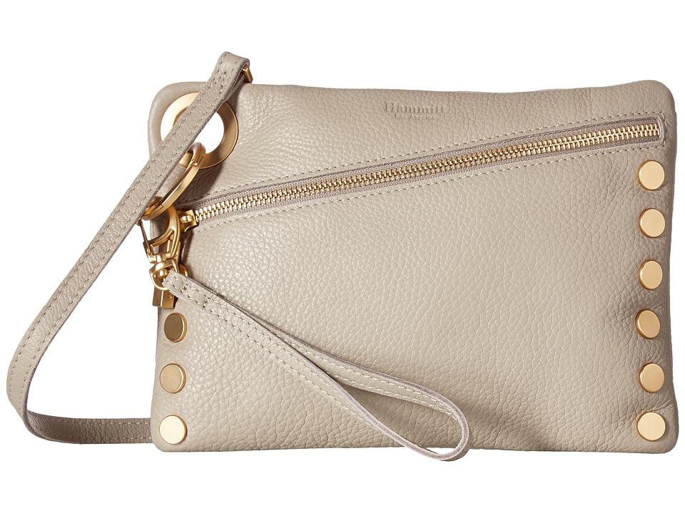 Hammitt - Nash (Haze Pebble/Brushed Gold) Handbags