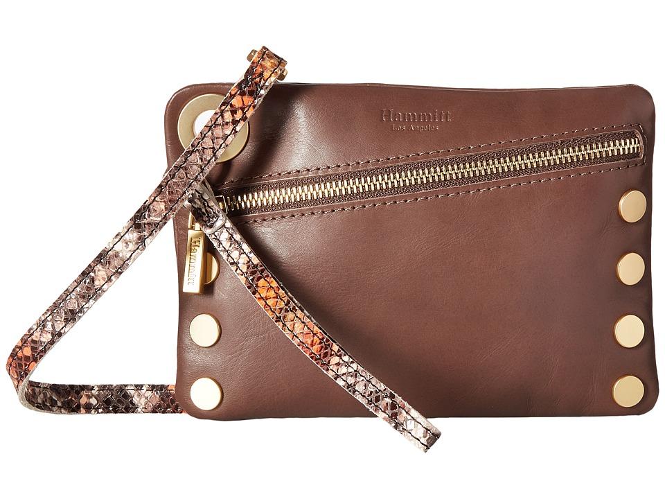Hammitt - Nash Small (Horizon/Brushed Gold) Handbags