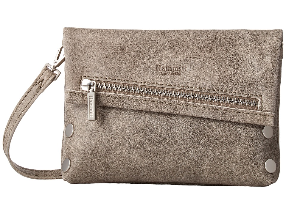 Hammitt - VIP Small (Pewter/Brushed Silver) Handbags