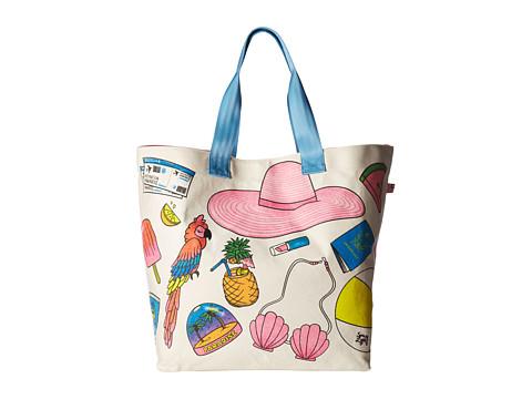 Harveys Seatbelt Bag Large Beach Tote - Splash
