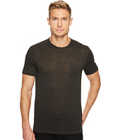 John Varvatos Star U.S.A. - Short Sleeve Burnout T-Shirt