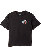 O'Neill Kids - New Glory Screen Short Sleeve Tee (Big Kids)