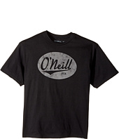 O'Neill Kids - Property Screen Short Sleeve Tee (Big Kids)