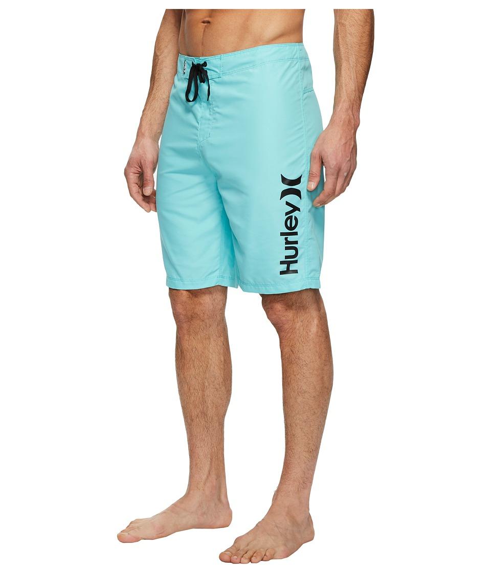 Hurley One Only 2.0 Boardshorts 21 (Light Aqua) Men