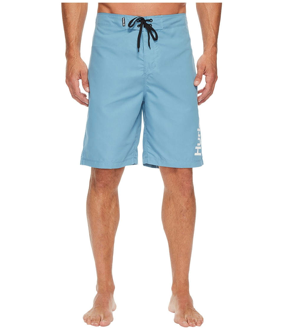 Hurley One Only 2.0 Boardshorts 21 (Cerulean) Men