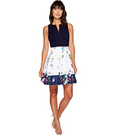 Ted Baker - Petali Tropical Oasis Bodice Dress