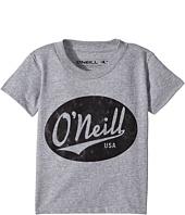 O'Neill Kids - Property Screen Short Sleeve Tee (Toddler/Little Kids)
