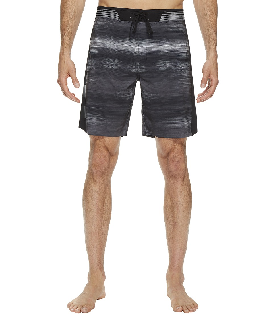 Hurley Phantom Hyperweave Elite Motion Fast Boardshorts (Black) Men
