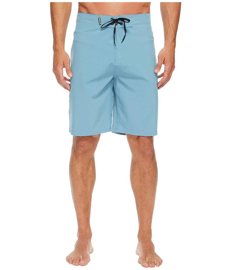 Hurley Phantom One and Only Boardshorts 20 (Cerulean) Men